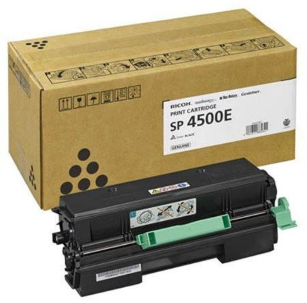 Тонер Ricoh SP4500LE Black 6К SP3600sf/ SP3610sf/ SP4510sf