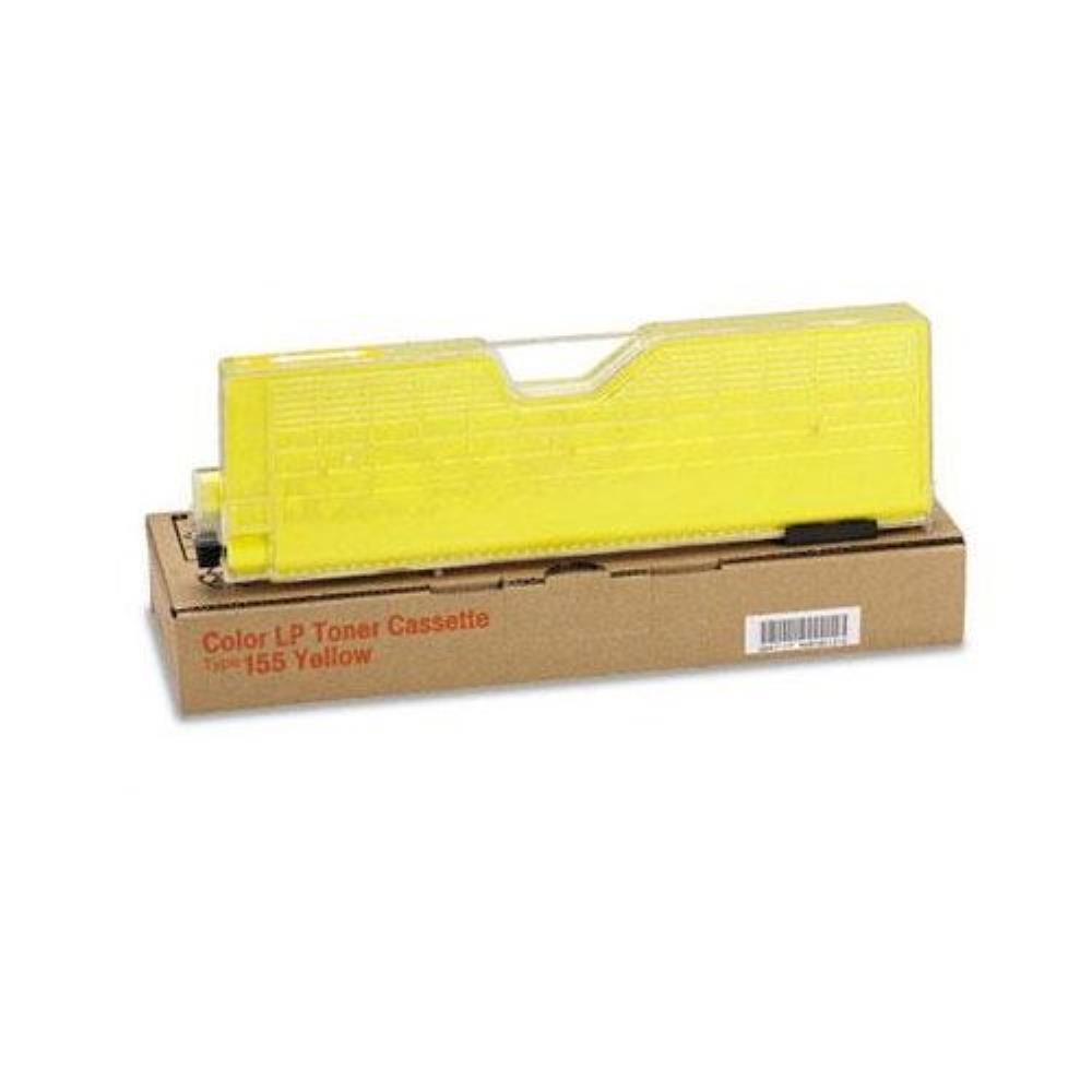 Тонер Ricoh TONER125YLW Yellow тип 125 (C7116/C7116DN/C7416/C7417n/C7417dn)