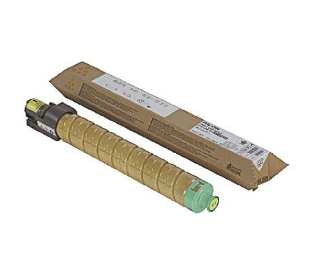 Тонер Ricoh MPC3500/MPC4500 Yellow 17К OEM code DTC4500YLW/884931/884935/884943/888609/888621/888629